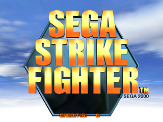 Sega Strike Fighter